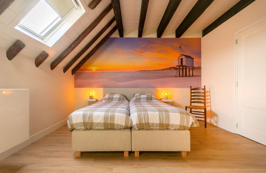Eerste slaapkamer etage 1