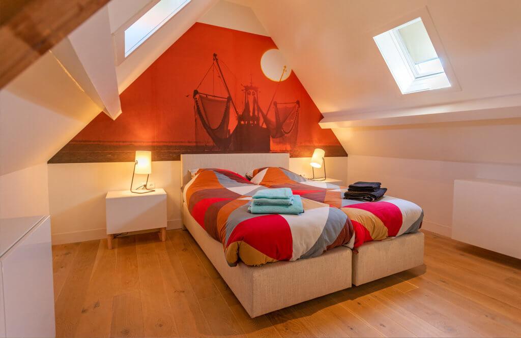 ruime slaapkamers