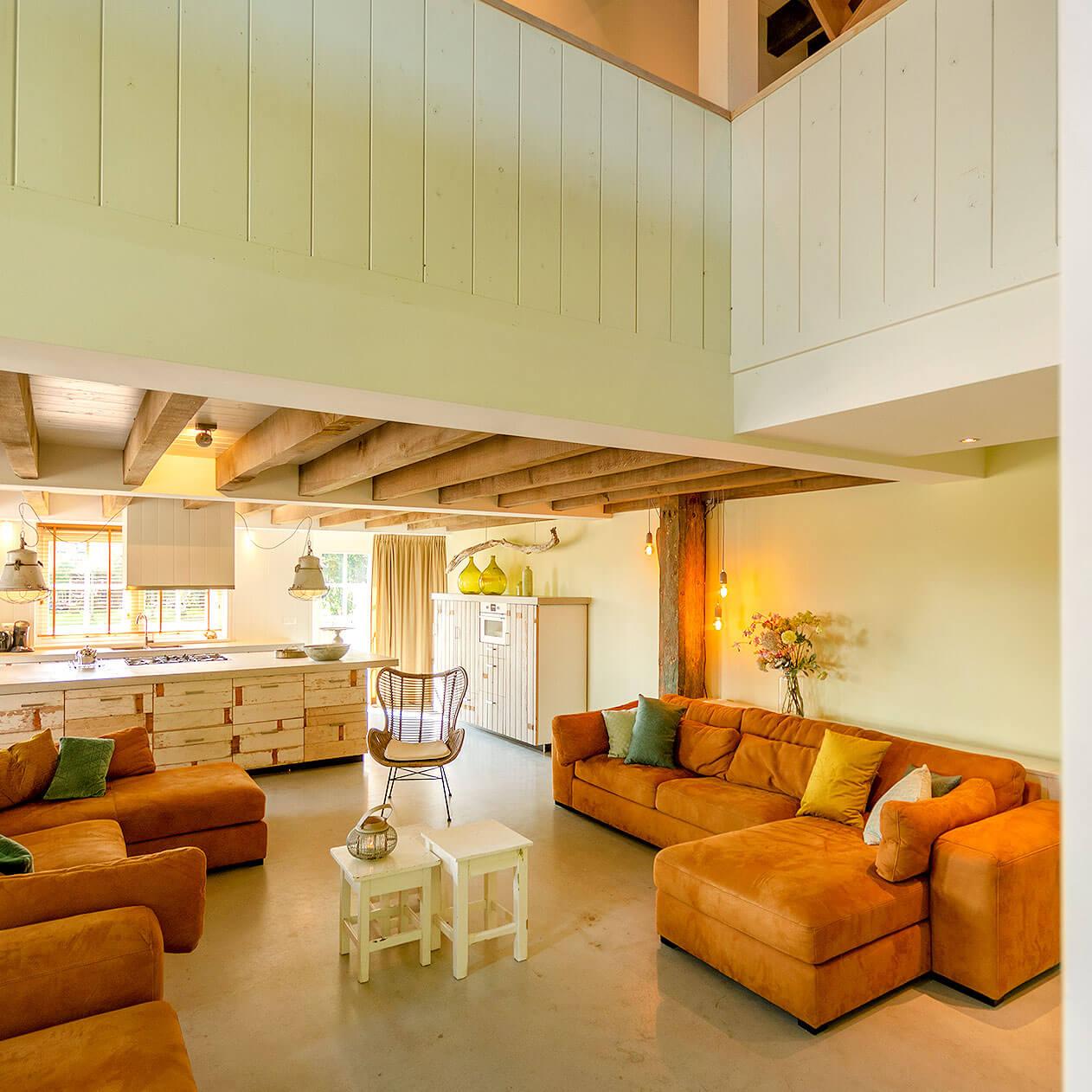 luxe vakantiehuis 12-personen